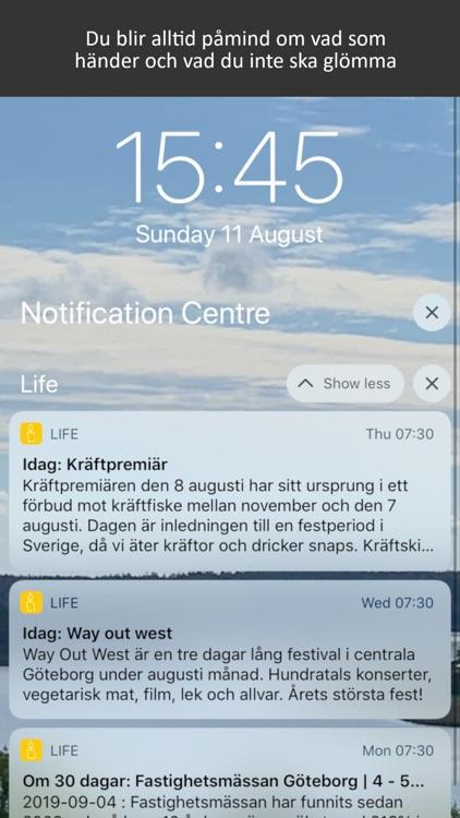Life - Your life simple screenshot-6