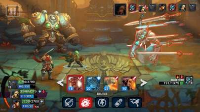 Скриншот №5 к Battle Chasers Nightwar