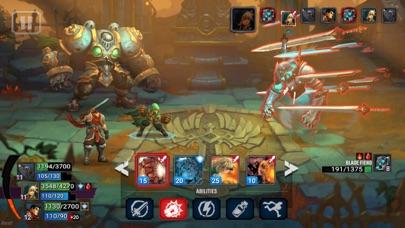 Battle Chasers: Nightwar Screenshots