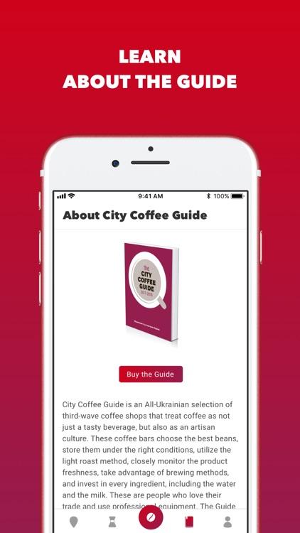City Coffee Guide screenshot-4