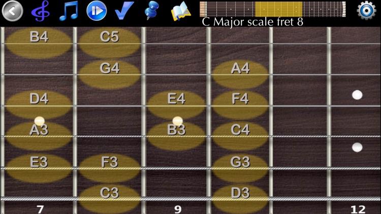 Guitar Scales & Chords Pro screenshot-4