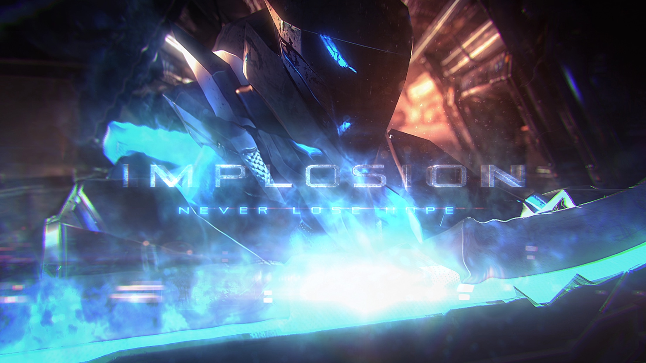 Screenshot do app Implosion