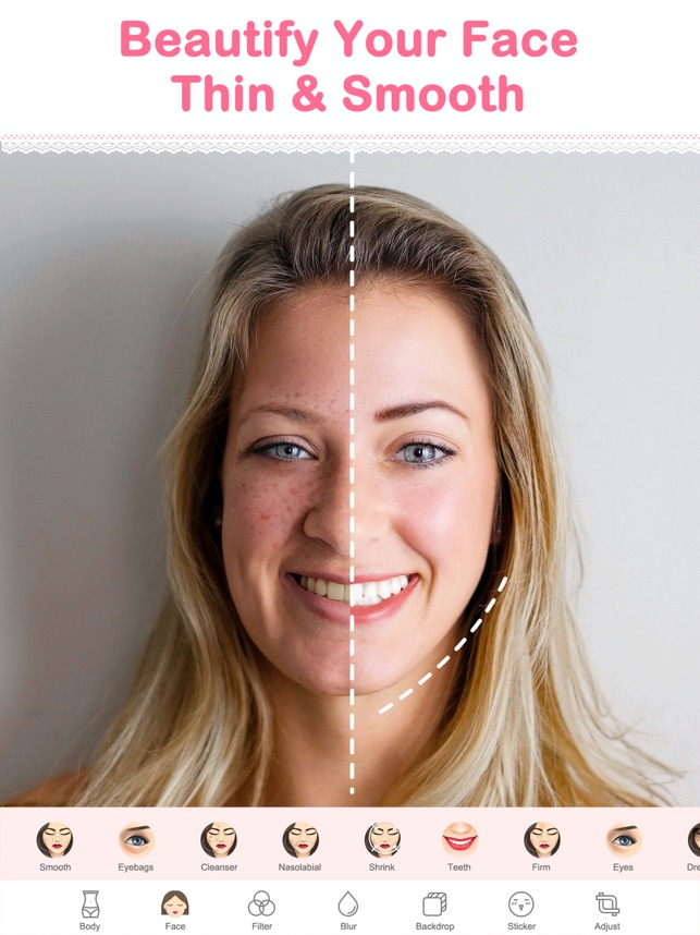 Perfect Me Body Face Editor On The App Store