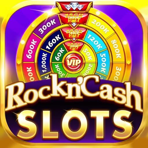 Rock N Cash Casino Slots