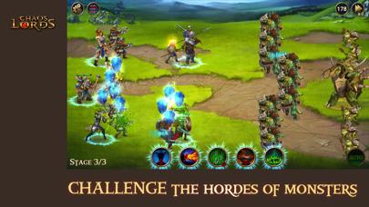 Chaos Lords: Tactical RPGのおすすめ画像4