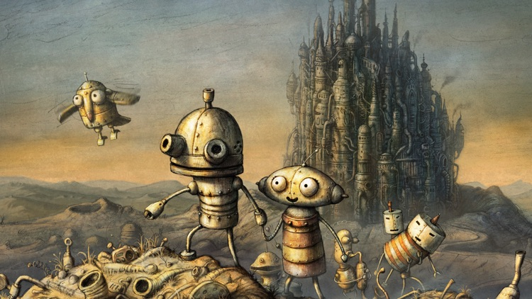 Machinarium screenshot-0