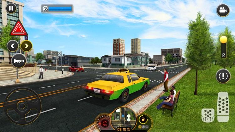Taxi Driver 3D screenshot-3