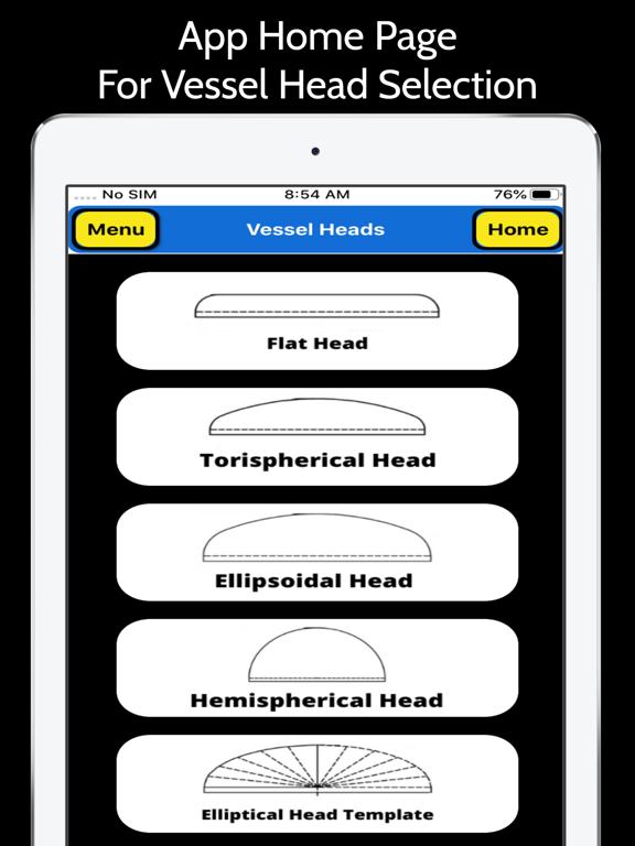 Pressure Vessel Heads Pro screenshot 10