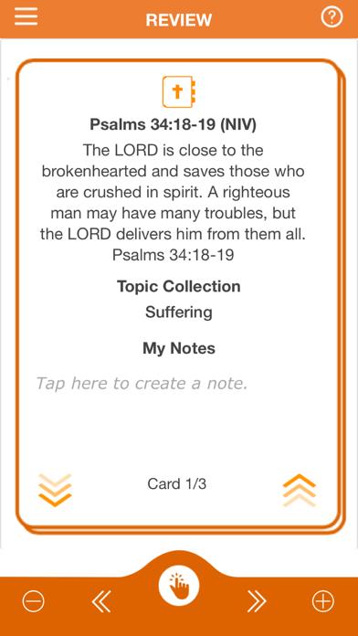 点击获取Bible Memory by MemLok