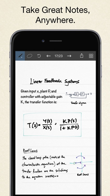 Inkflow Visual Notebook screenshot-3