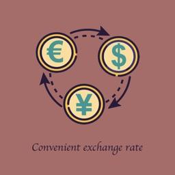 Convenient Exchange Rate