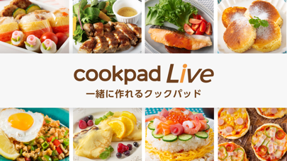 cookpadLive -クッキングLiveアプリ- - 窓用
