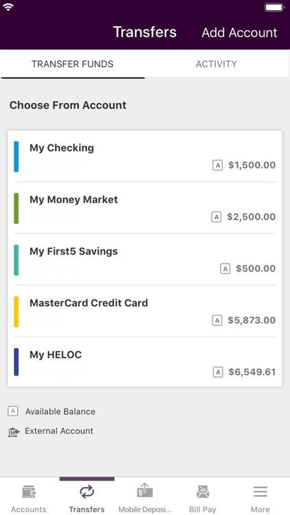 STCU Mobile Banking screenshot-3