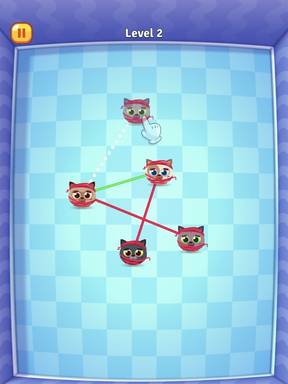 Knotty Cats screenshot 6