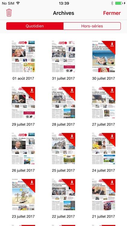 Ouest-France – Le journal screenshot-3