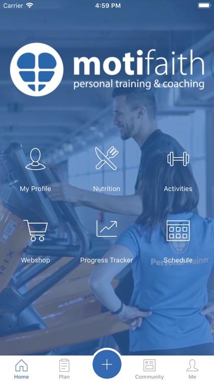 Motifaith Personal Training