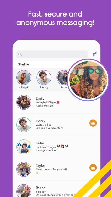 Connected2.me - Chat & Fun