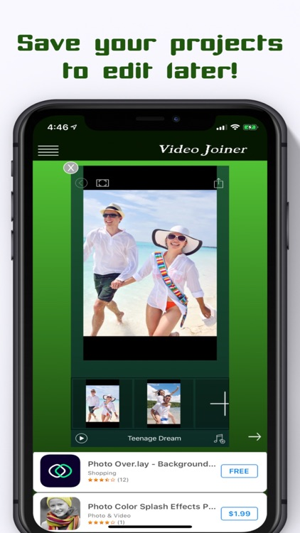 Video Joiner - Merger to join screenshot-6