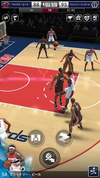 NBA NOW:モバイルバスケットボールゲーム紹介画像7
