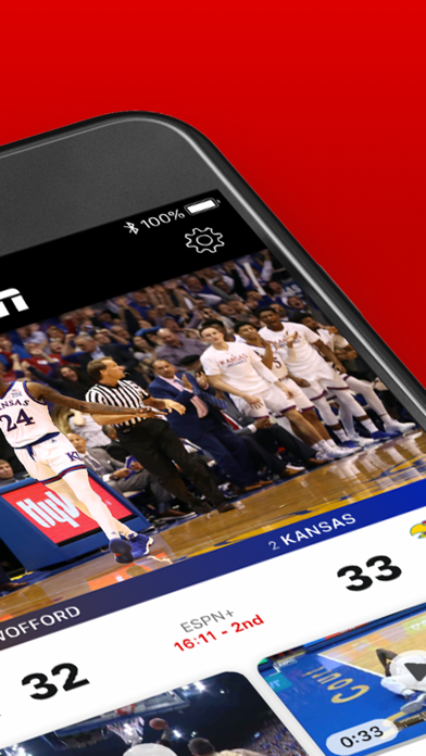 ESPN: Live Sports & Scores by ESPN (iOS, United States
