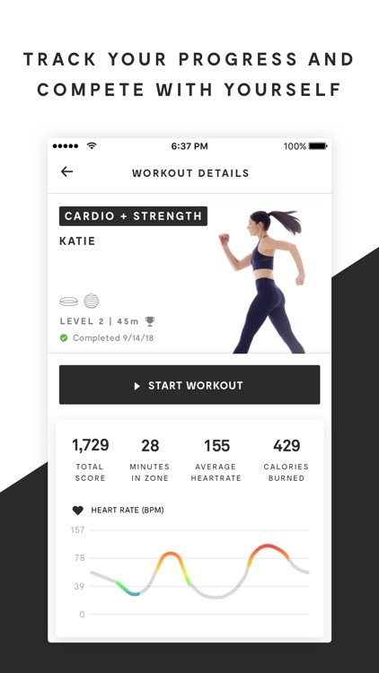 Mirror Workout Companion screenshot-4