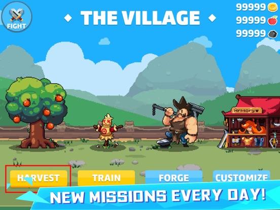 Hair Dash-Hero Battle screenshot 9