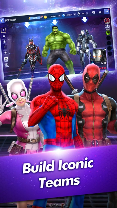 MARVEL Future Fight for windows pc