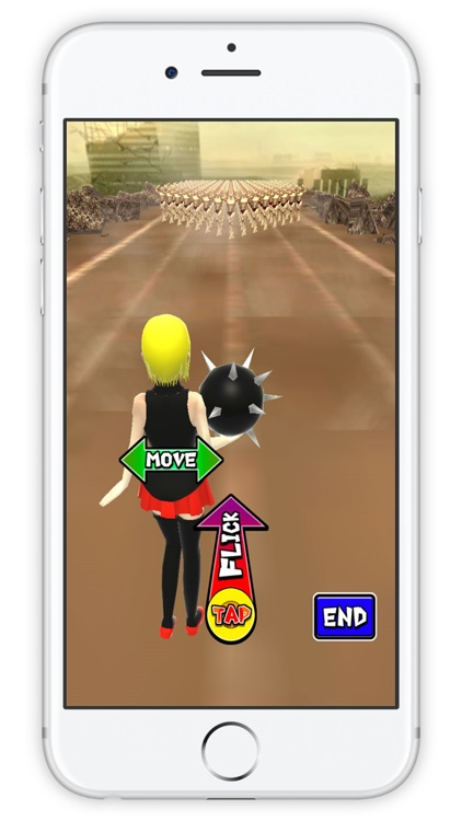 Mad Muscle Bowling screenshot-2
