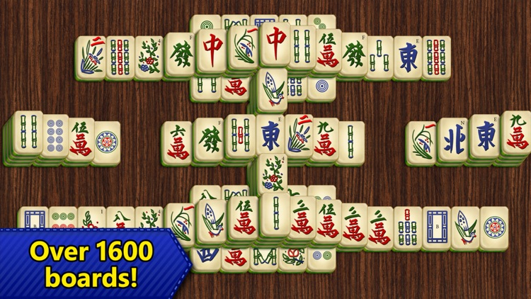Mahjong Epic screenshot-0