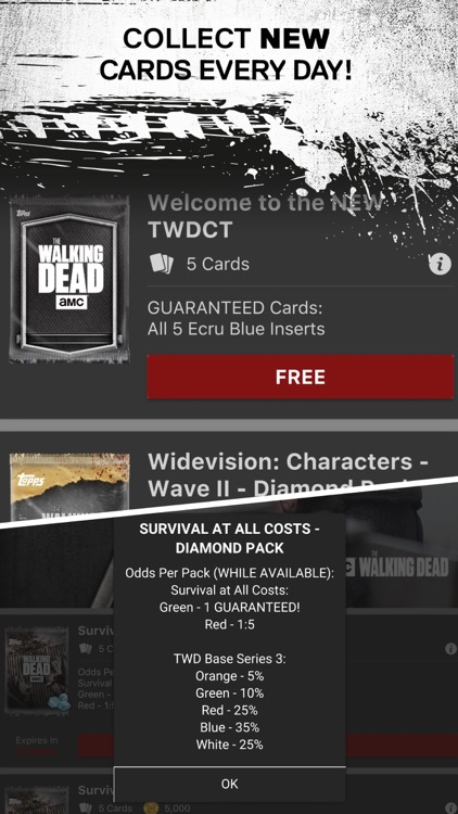 The Walking Dead: Card Trader screenshot-4