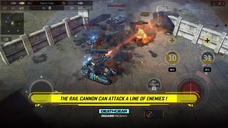 DeathGearX screenshot-0