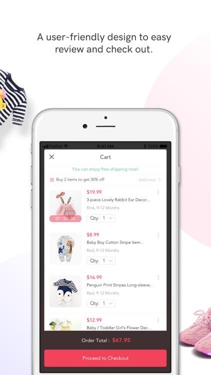 PatPat - Kids & Baby Clothing screenshot-3