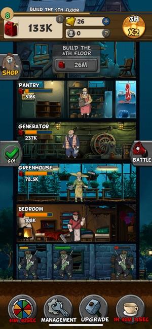 Final Fortress - Idle Survival Screenshot