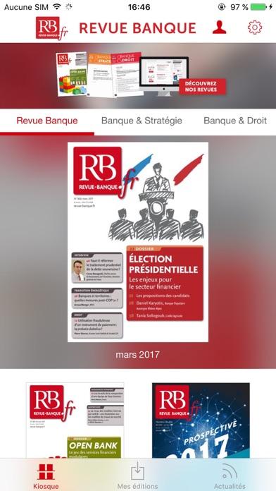 Revue Banque