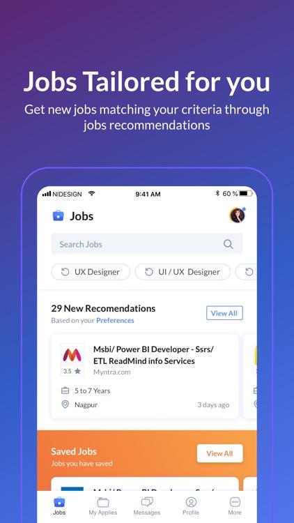 Naukri.com Job Search screenshot-4
