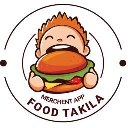 Merchant App Food Takila