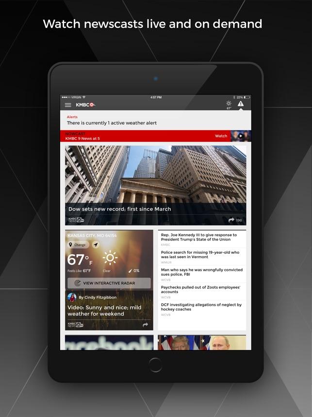 Kmbc 9 News Kansas City On The App Store