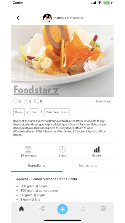 Foodstarz screenshot-8