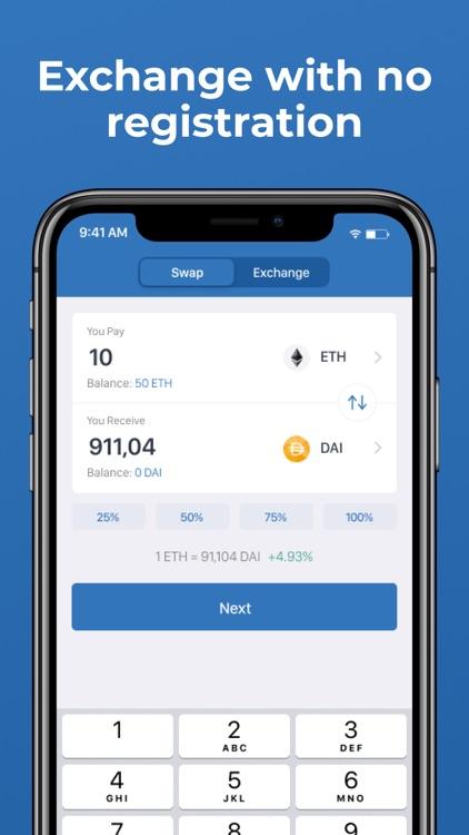 Trust: Crypto & Bitcoin Wallet screenshot-4