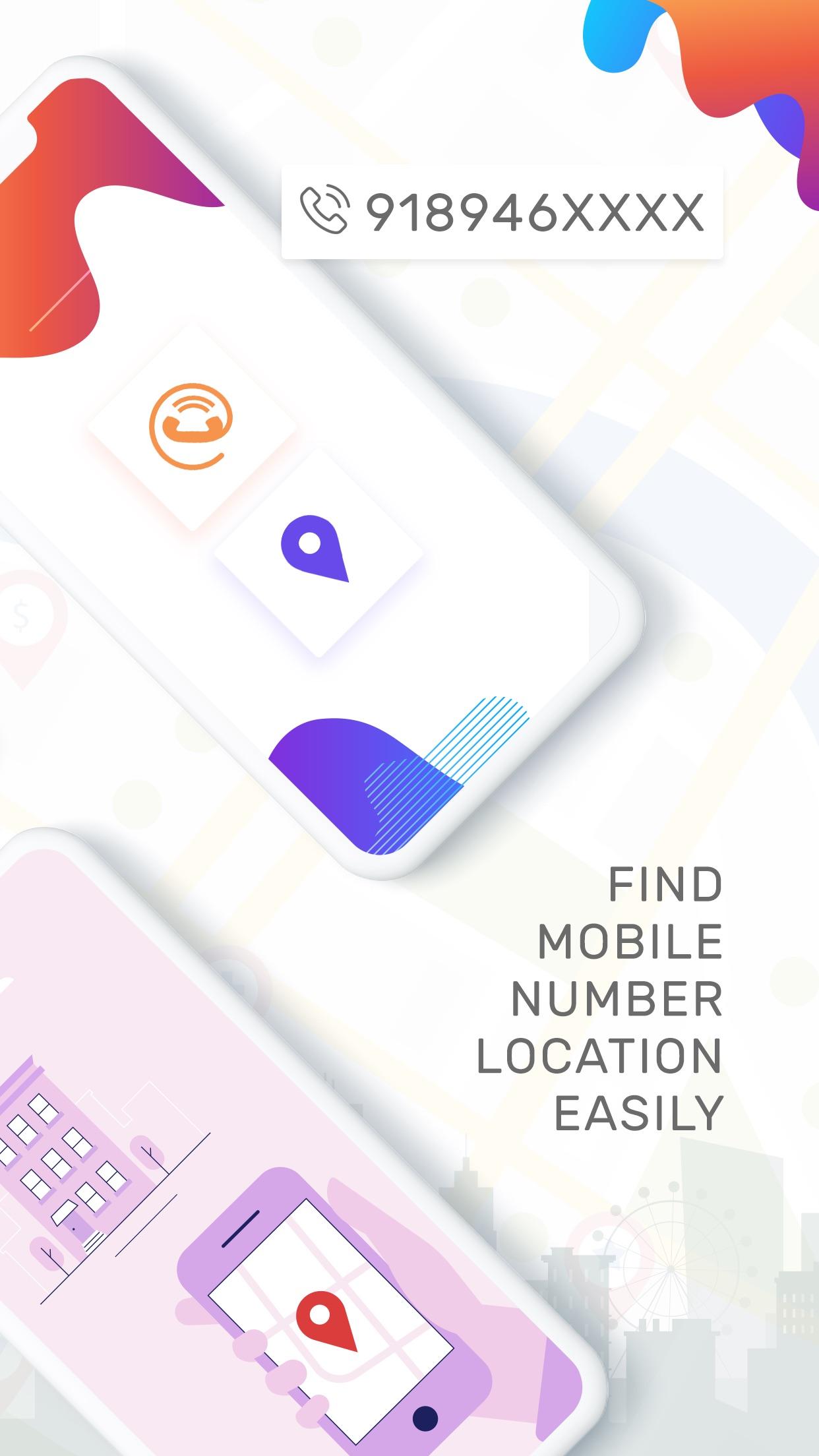 Mobile Number Locator ! Screenshot