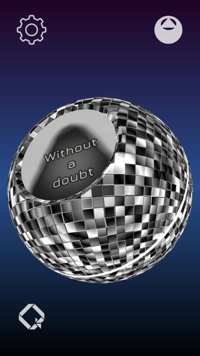 Bola Mágica 3D (Magic Ball 3D)Captura de pantalla de2