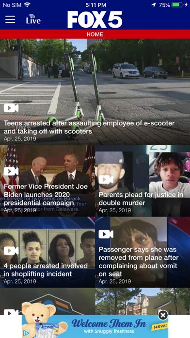 Fox 5 Atlanta App