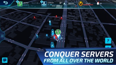 Fhacktions GO - GPS PvP MOBA screenshot one