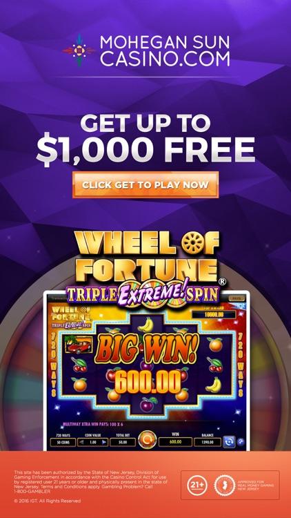 Mohegan Sun NJ Online Casino screenshot-3