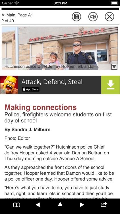 Hutchinson News eEdition