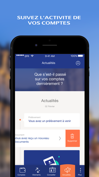 download Mes Comptes - LCL apps 8