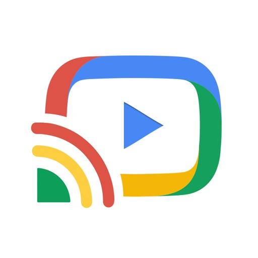 Streamer for Chromecast app logo