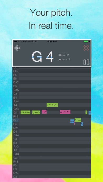 download OnPitch - Vocal Pitch Monitor apps 2