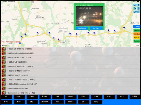 Traffic Cameras Maryland Pro screenshot 8