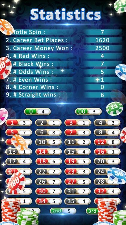 Roulette Wheel Game screenshot-4